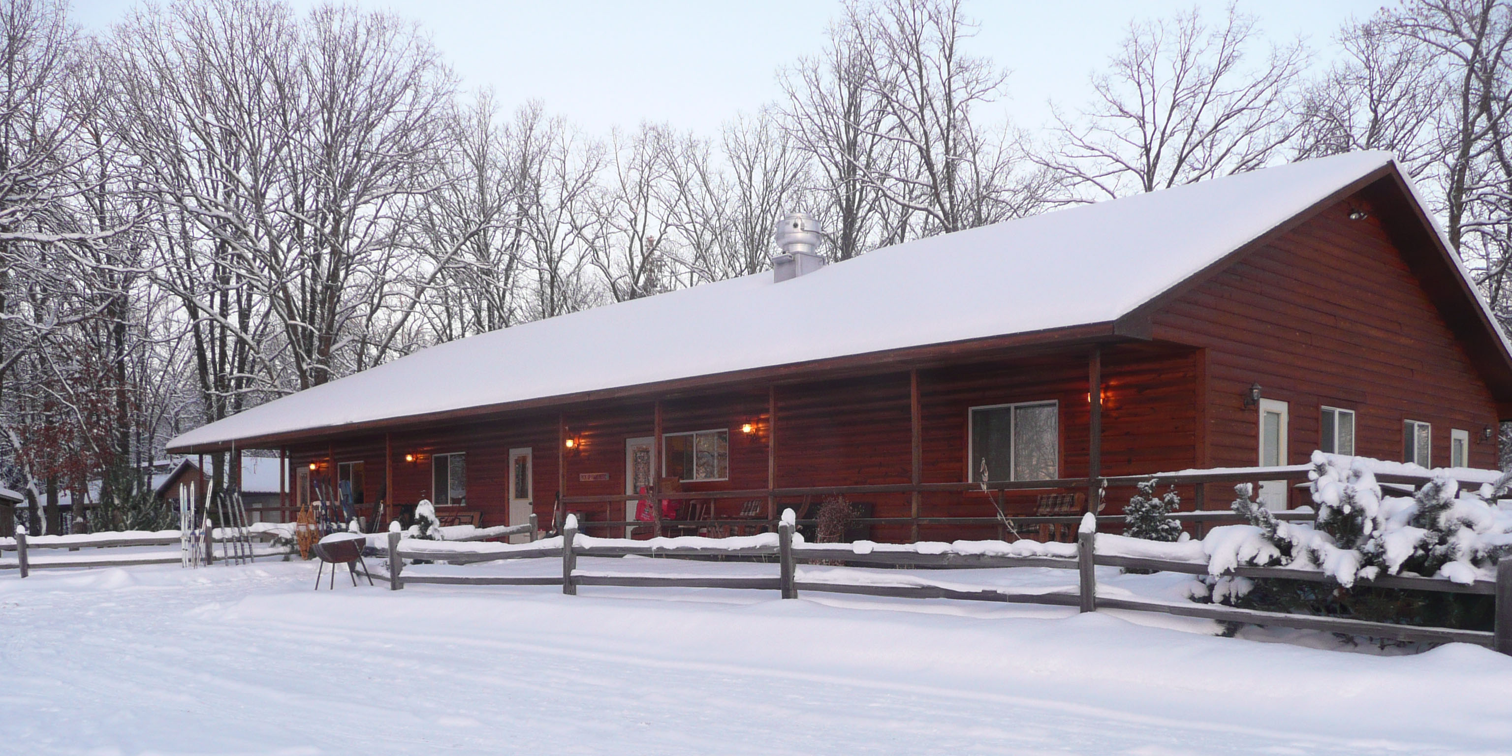 winter clearwater rental lake wells cabins boat in and tours gray placid services